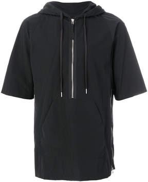 Helmut Lang hooded T-shirt