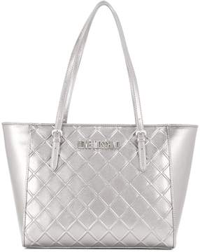 Love Moschino front logo tote bag