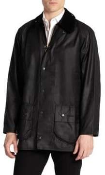 Barbour Corduroy Collar Bedale Jacket