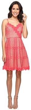 Adelyn Rae Lace Fit and Flare Dress Women's Dress