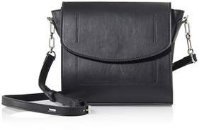 Joanna Maxham Runthrough Cross Body Bag In Black (nkl).