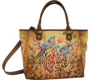 Anuschka Anna By ANNA by Hand Painted Large Tote 8332 (Women's)