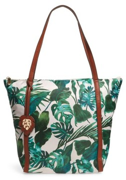 Tommy Bahama Siesta Key Waterproof Beach Tote - Green