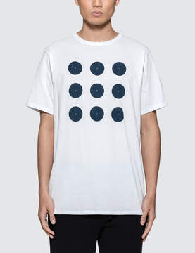 Saturdays NYC Round Grid S/S T-Shirt