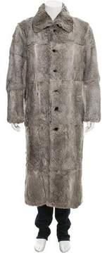 Ann Demeulemeester Soendro Fur Coat