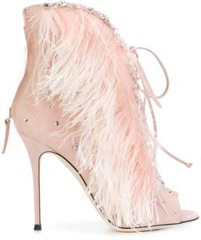 Giuseppe Zanotti Design Charleston booties