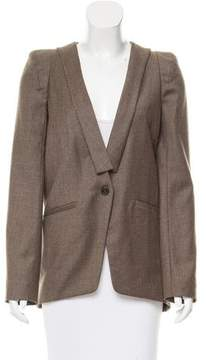 Vanessa Bruno Wool Structured Blazer w/ Tags