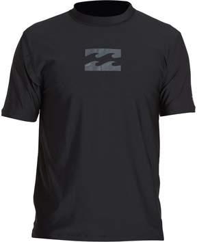 Billabong All Day Wave Loose-Fit Short-Sleeve Wetshirt - Boys'