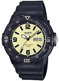 Casio Men's Tan Analog Watch