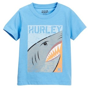 Hurley Shark Split Tee (Little Boys)