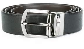 Emporio Armani textured belt