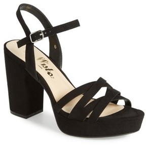 Callisto Women's Paxx Platform Sandal