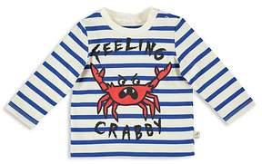 Stella McCartney Boys' Striped Feeling Crabby Shirt - Baby