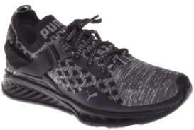 Puma Ignite Evoknit Low Top Sneaker - Black