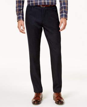 Ryan Seacrest Distinction Men's Modern-Fit Charcoal Gray Dress Pants, Created for Macy's