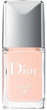 Christian Dior Vernis Gel Shine & Long Wear Nail Lacquer - 108 Muguet