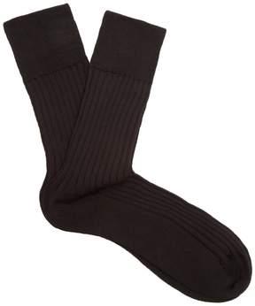 Falke N°13 cotton-blend socks