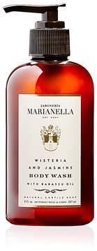 Jaboneria Marianella Body Wash, Wisteria and Jasmine