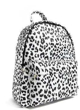 Forever 21 Leopard Print Backpack