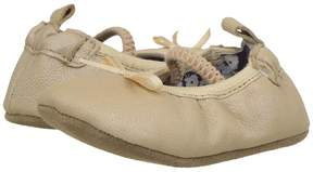Robeez Rachel Ballet Flat First Kicks Girl's Shoes