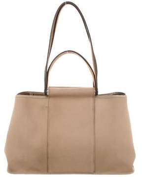 Hermes Cabbage Elan Tote - NEUTRALS - STYLE