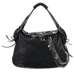 Jimmy Choo Leather Blake Bag