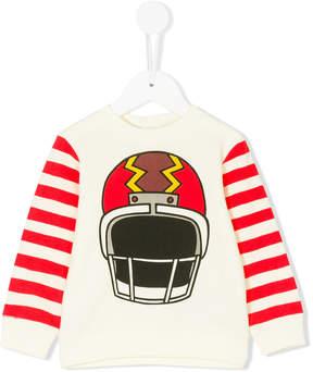 Stella McCartney helmet print sweatshirt