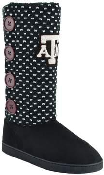 NCAA Women's Texas A&M Aggies Button Boots