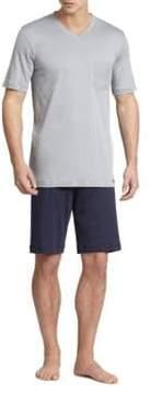 Hanro Night & Day Short Pajamas