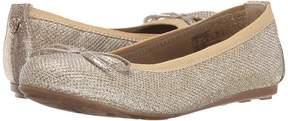 Stuart Weitzman Fannie Ballerina Girl's Shoes