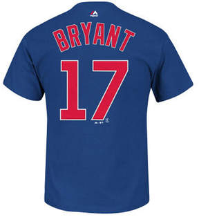 Majestic Babies' Kris Bryant Chicago Cubs Player T-Shirt