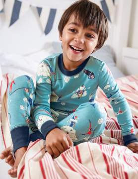 Boden Twin Pack Long John Pajamas
