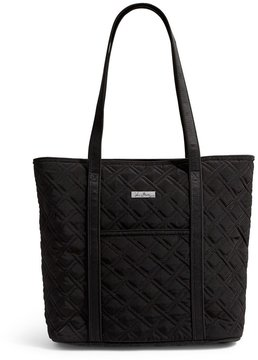 Vera Bradley Keep Charged Vera Tote with Charger - CLASSIC BLACK - STYLE