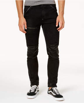 G Star Men's 5620 Washed Out 3D Slim-Fit Stretch Jeans