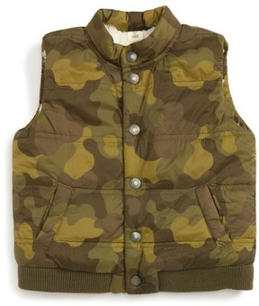 Tucker + Tate Infant Boy's Quilted Puffer Vest