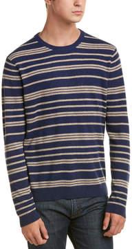 Qi Cashmere Crew Sweater