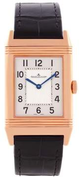 Jaeger-LeCoultre Jaeger LeCoultre Grande Reverso Q2782520 18K Rose Gold 27.5mm Mens Watch