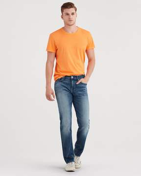 7 For All Mankind Luxe Sport Slimmy With Clean Pocket in Authentic Outpost