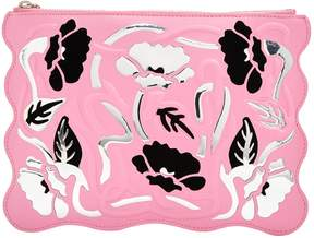 Christopher Kane Leather clutch bag
