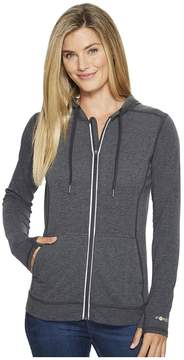 Carhartt Force Ferndale Zip Front Hoodie Women's Sweatshirt