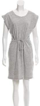 Steven Alan Short Sleeve Knee-Length Dress