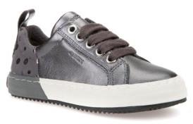 Geox Toddler Girl's Kalispera Girl Dotted Low-Top Sneaker