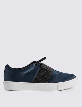 Marks and Spencer Toggle Slip-on Trainers