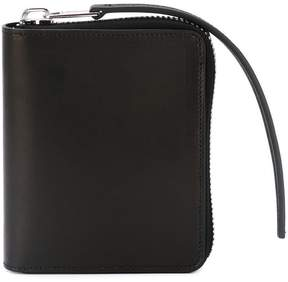 Rick Owens small zipped wallet