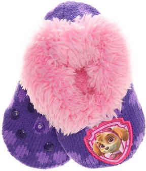 Nickelodeon Girls Paw Patrol Girls Slipper Socks
