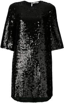 Amen short sequin shift dress