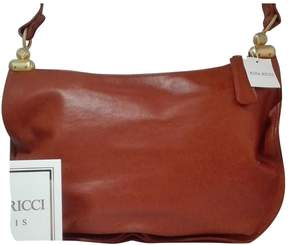 Nina Ricci Brown Leather Handbag