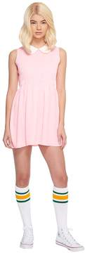 Eleven Paris Melonhopper Dress Smocked Costume Women's Dress