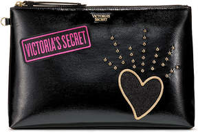 Victoria's Secret Victorias Secret Patch Pouch