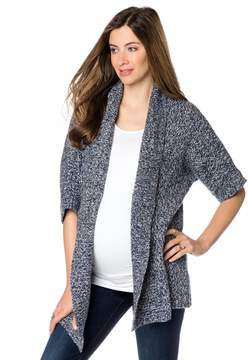 A Pea in the Pod Open Front Maternity Cardigan